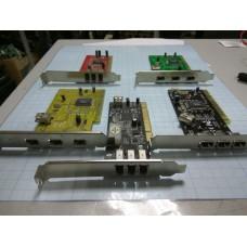 Контроллер PCI IEEE1394 FireWire