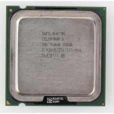 CPU Intel Celeron D 341 2.93 ГГц/ 256K/ 533МГц LGA775