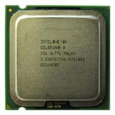 CPU Intel Celeron D 2,66ГГц256533 socket775