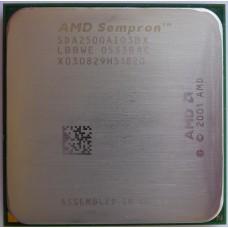 AMD Sempron 2500+ (SDA2500BX) 1.4 ГГц/ 256K/ 800МГц Socket-754