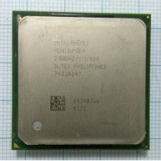 Socket 478 Pentium4 2,80 Ghz/1M/800