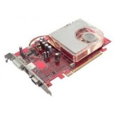 0256Mb PCI-E Radeon X1650 Pro ASUS DDR3 2xDVI TV-Out