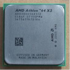 AMD Athlon 64 3800+ (ADA3800IAA4CW) 2.4 ГГц Socket AM2
