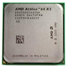 AMD Athlon 64 X2 5000+ (ADO5000) 2.6 ГГц/ 1Мб/ 2000МГц Socket AM2