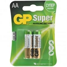 Батарея GP 15A-CR2 Super  AA 2шт