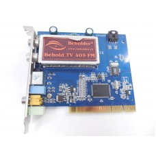 TV/FM-тюнер  FM Behold TV 405 FM PCI, Analog