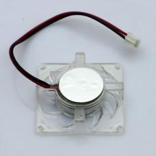 Вентилятор для видеокарты 40mm 2-pin с врезной пластиной (4010 fan)