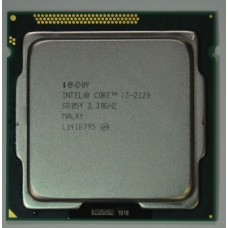 Intel Core i3-2120 (Soc-1155) (2x3300MHz/3Mb) 64bit