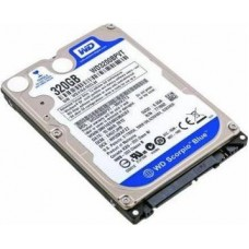 0320Gb БУ SATA Western Digital WD3200BPVT 2.5 5400rpm 8Mb