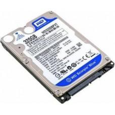 0320Gb БУ SATA Western Digital WD3200BPVT 2.5 5400rpm 8Mb