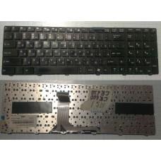 Клавиатура БУ для ноутбука MSI MS-1683 CR600 CR620 CR700  A6200 V111922AK1 V123322CK1 без рамки