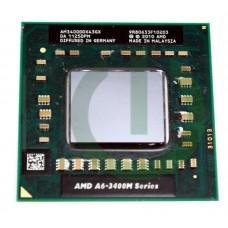 Процессор для ноутбука AMD Athlon 64 X4 A6-3400M (1.4GHz/2.3GHz) /FSB 5000MHz /4Mb