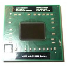 Процессор для ноутбука AMD A4 Series A4-3300M AM3305DDX22GX 1.9GHz Socket FS1