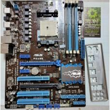 ASUS F2A55 Socket FM2 AMD A55 4xDDR3 SATA PCI-E Sound 7.1 GLAN ATX