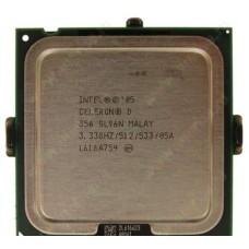 CPU Intel Celeron D 356 (3.33 ГГц/512K/533МГц LGA775)