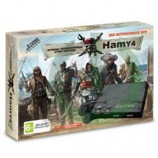 Игровая приставка Sega - Dendy Hamy 4 (350-in-1) Assassin Creed Black