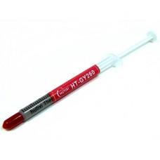 Термопаста HT-GY260 шприц >1.2W/m-K