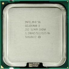 CPU Intel Celeron D 352 (3.2ГГц/512K/533МГц LGA775)