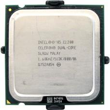 CPU Intel Celeron Dual-Core E1200 (1.6 GHz/2core/512K/65W/800MHz LGA775)