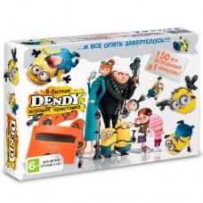 Игровая приставка Dendy Гадкий Я (150-in-1)