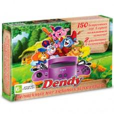 Игровая приставка Dendy Мишки Гамми (150-in-1)
