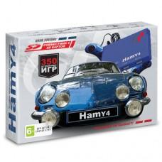 Игровая приставка Sega - Dendy Hamy 4 (350-in-1) Gran Turismo Blue