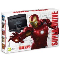 Игровая приставка Sega Super Drive (50-in-1) Iron Man