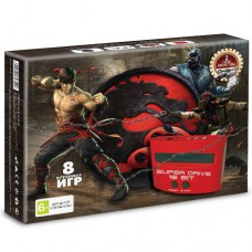 Игровая приставка Sega Super Drive (8-in-1) Mortal Kombat
