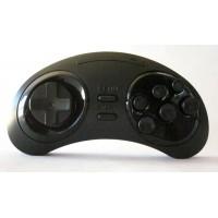 Джойстик Sega Controller Wireless Black