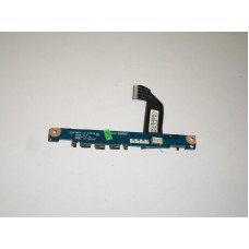 Панель LED индикаторов PIWG2 LS-6754P Lenovo G570 PIWG2 NBX0000SP00