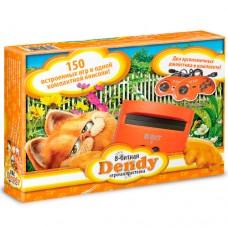 Игровая приставка Dendy Garfield (150-in-1)