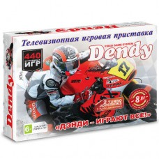 Игровая приставка Dendy (440-in-1)
