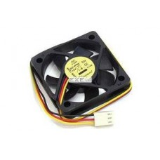 Вентилятор для видеокарты 50х50х10 3pin Gembird D50SM-12AS