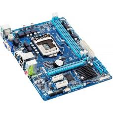 GigaByte GA-H61M-DS2 LGA1155 H61 PCI-E VGA GbLAN SATA mATX 2DDR-III 7.1