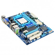 GIGABYTE GA-970A-DS3P SocketAM3+ AMD 970 2xPCI-E+GbLAN SATA RAID ATX 4DDR-III