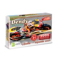Игровая приставка Dendy Junior mini (3000-in-1)