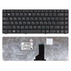 Клавиатура БУ для ноутбука Asus A43 K43x X42 X43x X44x N43x (чёрная)