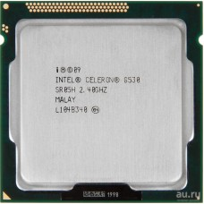Intel Celeron G530 Sandy Bridge (2400MHz, LGA1155, L3 2048Kb)