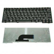 Клавиатура БУ для нетбука Lenovo S10-2, S10-3C, S11 чёрная (V103802AS1, PK1308H3A57)