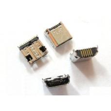 Разъём микро 5 P USB для планшета Samsung Galaxy Tab 3-4 P5200 3200 SM-T211 T210 T230 T231