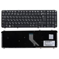 Клавиатура БУ для ноутбука HP Pavilion DV6-1000 DV6-2000 Black 636376