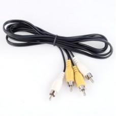 Кабель AV SG Cable AV 2*2 тюльпана