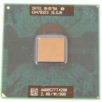 Процессор для ноутбука Intel T4200 (2.0GHz, 1Mb, 800MHz)