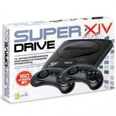 Игровая приставка Sega Super Drive 14 (160-in-1)
