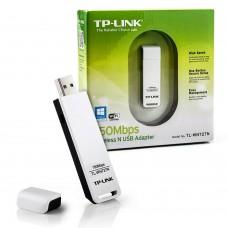 Беспроводная сетевая карта TP-Link TL-WN727N 150M Wireless Lite-N USB Adapter, Ralink chipset, 1T1R,