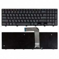 Клавиатура БУ для ноутбука Dell Inspiron N5110, M5110, M511R, 15R, XPS 17, L702X Black MP-10K73SU-44