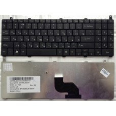 Клавиатура для ноутбука DNS 0124002 0129603 Series Black TW9 V109946AS1