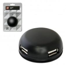 Хаб USB 2.0 Defender Quadro Light, 4 порта