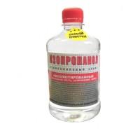 Спирт изопропиловый Ineos, ПЭТ бутылка 0,5л