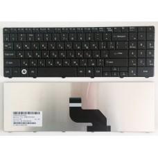 Клавиатура для ноутбука MSI CR640, CX640, A6400 черная